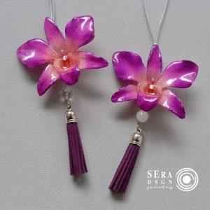 Igazi Orchidea Ékszerek és Kiegészítők