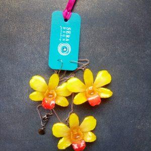 Orchidea szettek és láncok